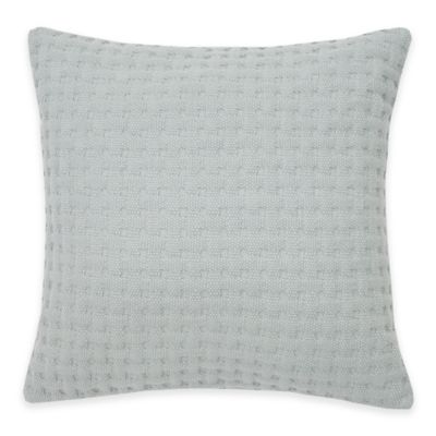 Flatiron® Parson Basketweave Square Throw Pillow