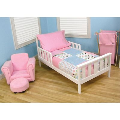 Trend Lab® Cupcake 4-Piece Toddler Bedding Set