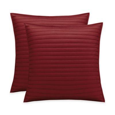 Bridge Street Loom European Pillow Sham