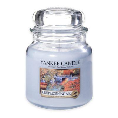 Yankee Candle® Crisp Morning Air Medium Jar Candle