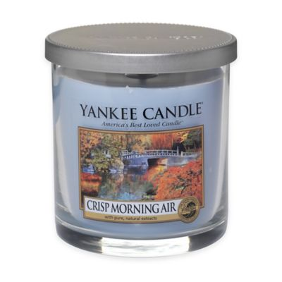 Yankee Candle® Crisp Morning Air Small Tumbler Candle