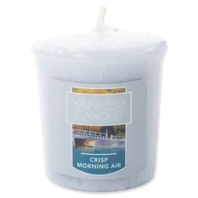 Light Blue Votive Candle