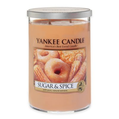 Yankee Candle® Sugar & Spice Large 2-Wick Tumbler Candle
