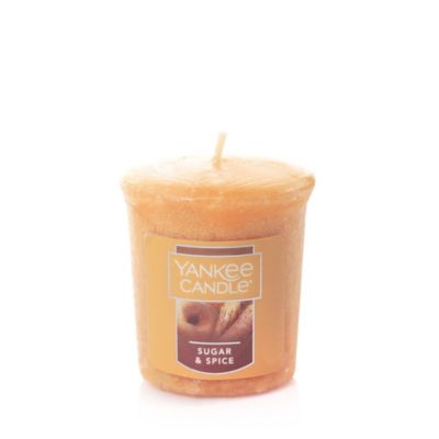 Yankee Candle® Samplers® Sugar & Spice Votive Candle