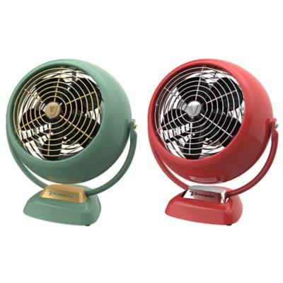 Vornado® Small Vintage Air Circulator Fan in Red