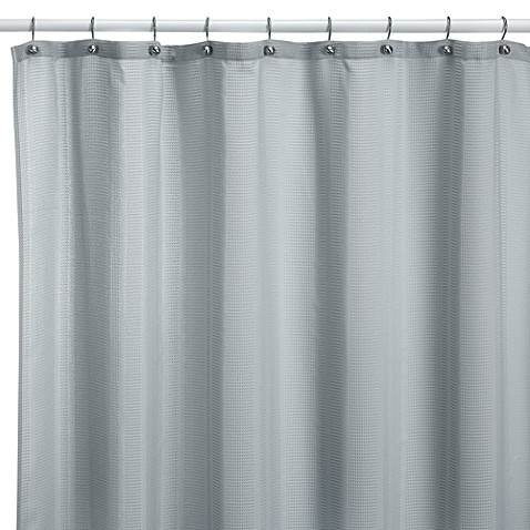 Westerly Sea Glass 72-Inch x 72-Inch Fabric Shower Curtain