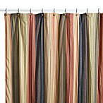 Retro Chic Fabric Shower Curtain, 100% Cotton