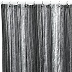 Manor Hill® Sierra Onyx 72-Inch x 84-Inch Fabric Shower Curtain