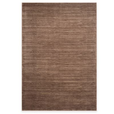 Safavieh Vision 5-Foot 1-Inch x 7-Foot 6-Inch Area Rug in Brown