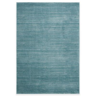 Safavieh Vision 2-Foot 2-Inch x 8-Foot Runner in Seafoam
