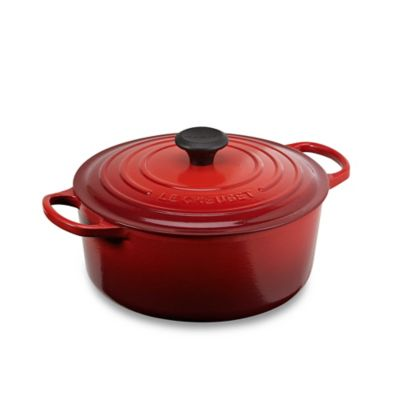 Le Creuset® Signature 5.5 qt. Round French Oven in Flame