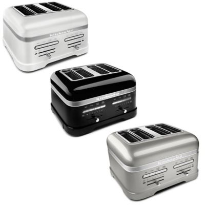 KitchenAid® Pro Line 4-Slice Toaster in Black