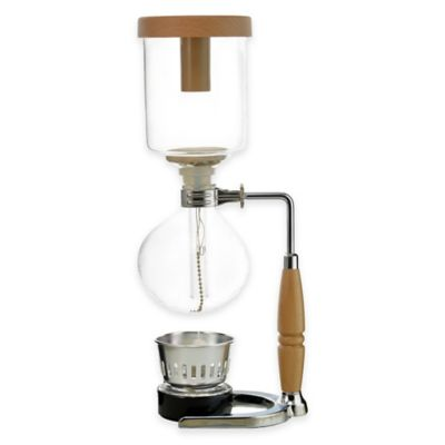 Grosche Heisenberg Siphon Coffee Maker