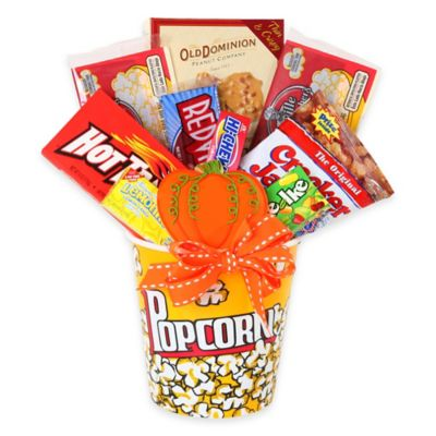 Fall Movie Night Gift Set