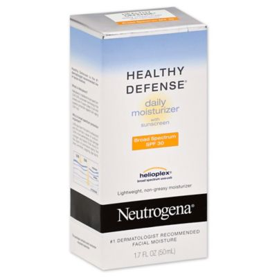 Healthy Defense® 1.7 oz. Daily Moisturizer with Broad Spectrum SPF 30