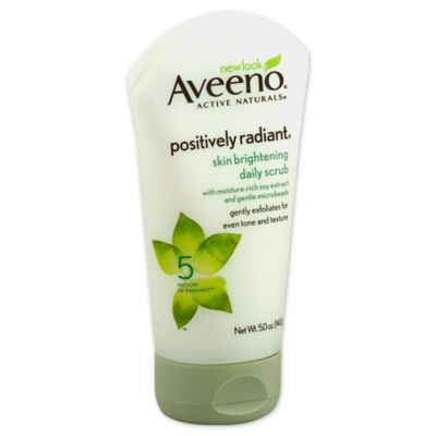 Aveeno® Positivley Radiant® 5 oz. Skin Brightening Daily Scrub
