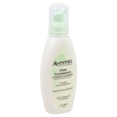 Oil-Free Foaming Cleanser