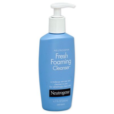 Neutrogena® 6.7 oz. Fresh Foaming Cleanser