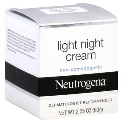 neutrogena oz light night cream. Black Bedroom Furniture Sets. Home Design Ideas