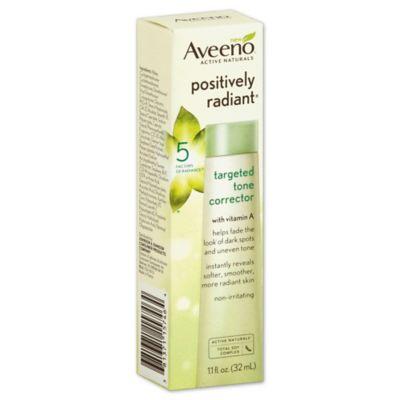 Aveeno® Positively Radiant® 1.1 oz. Targeted Tone Corrector