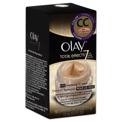Olay® Total Effects® 0.4 oz. Eye Brightening CC Cream
