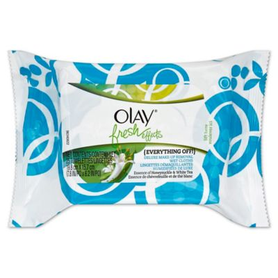Olay® 25-Count Fresh Effects Everything Off Deluxe Make-Up Removal Wet Cloths