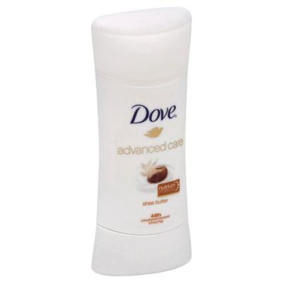 Dove® 2.6 oz. Advanced Care with NutriumMoisture Shea Butter Anti-Perspirant Deodorant