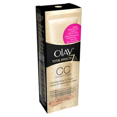 Olay® Total Effects® 1.7 oz. Pore Minimizing CC Cream in Light to Medium