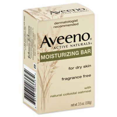 Aveeno® Active Naturals® 3.5 oz. Moisturizing Bar