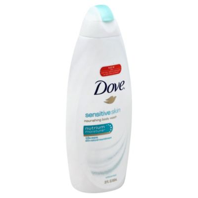 Dove® 22 oz. Sensitive Skin Body Wash with NutriumMoisture