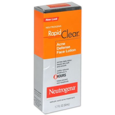 Neutrogena® Rapid Clear™ 1.7 oz. Acne Defense Face Lotion