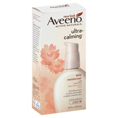 Aveeno® Ultra-Calming® 4.oz Daily Moisturizer Broad Spectrum SPF 15