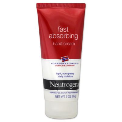 Neutrogena® Norwegian Formula® 3 oz. Fast Absorbing Hand Cream