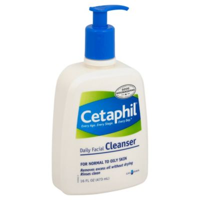 Cetaphil® 16 oz. Daily Facial Cleanser For Normal to Oily Skin