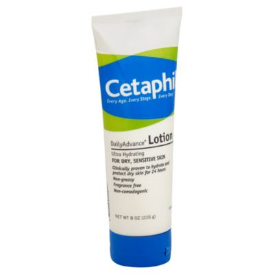 Cetaphil® Daily Advance® 8 oz.Ultra Hydrating Lotion For Dry Sensitive Skin