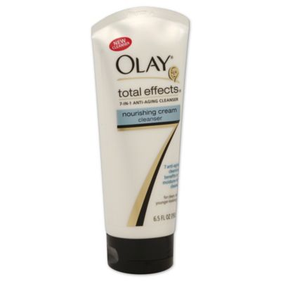 Olay® Total Effects 6.5 oz. 7-In-One Nourishing Cream Facial Cleanser