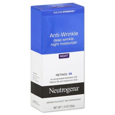 Neutrogena Night Moisturizer