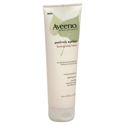 Aveeno® Positively Ageless™ 8 oz. Firming Body Lotion