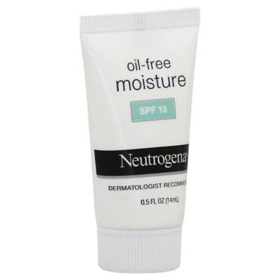 Neutrogena® .5 oz. Oil Free Moisture SPF 15