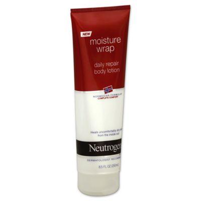 Neutrogena® 8.5 oz. Moisture Wrap Body Lotion