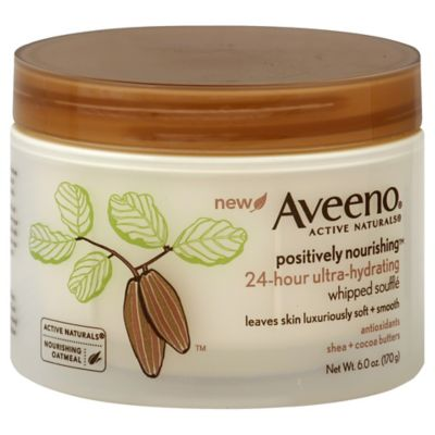 Aveeno® Positively Nourishing® 6 oz. Comforting Whipped Souffle