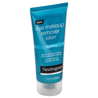 Neutrogena® 3 oz. Eye Makeup Remover Lotion Hydrating