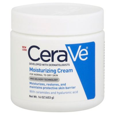 CeraVe® 16 oz. Moisturizing Cream For Normal to Dry Skin