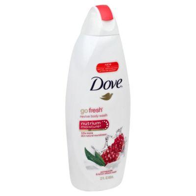 Dove® Go Fresh® 22 oz. Revive Body Wash in Pomegranate and Lemon Verbena
