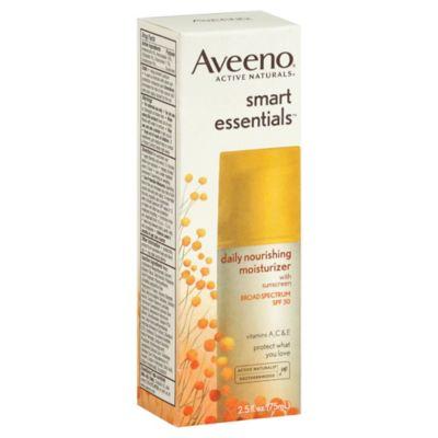 Aveeno® Smart Essentials® 2.5 oz. Daily Nourishing Moisturizer Broad Spectrum SPF 30