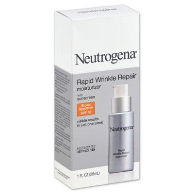 Neutrogena® 1 oz. Rapid Wrinkle Repair Moisturizer SPF 30