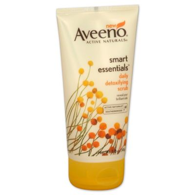 Aveeno® Active Naturals® 5 oz. Smart Essentials Daily Detoxifying Scrub