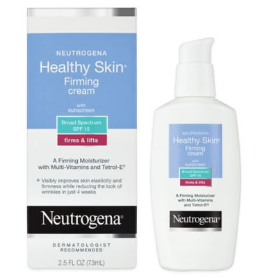 Neutrogena® Healthy Skin® 2.5 oz. Firming Cream with Broad Spectrum SPF 15
