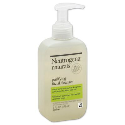 Neutrogena® 6 oz. Naturals Purifying Facial Cleanser