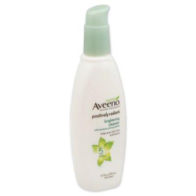 Aveeno® Positively Radiant® 6.7 oz. Brightening Cleanser
